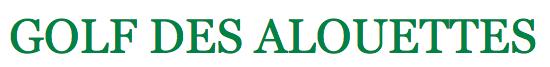 Golf des Alouettes logo